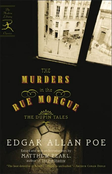 locked room mysteries murders in the rue morgue
