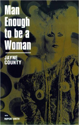 Man Enough to be a Woman Jayne County