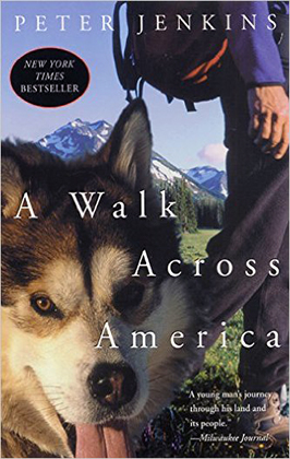 A Walk Across America by Peter Jenkins