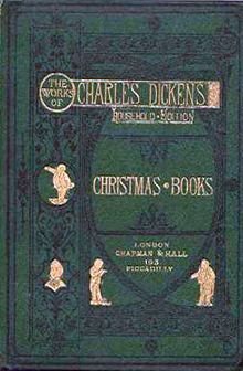 Charles Dickens Christmas Books