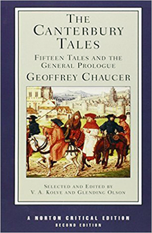 Canterbury Tales by Chaucer