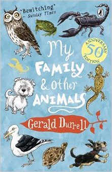 my-family-and-other-animals-gerald-durrell
