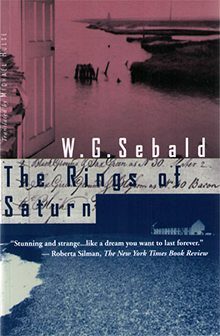 W.G. Sebald Rings of Saturn