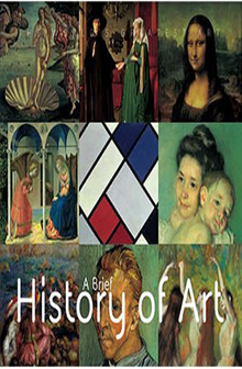 A Brief History Of Art by Camilla de la Bédoyère