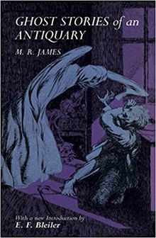Ghost Stories of an Antiquary by MR James