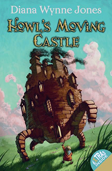 Diana Wynne Jones Howl's Moving Castle