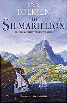 The Silmarillion by JRR Tolkien