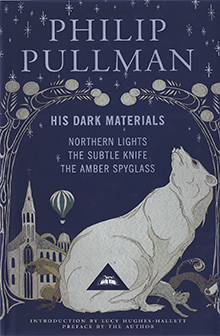 His Dark Materials trilogy by Phillip Pullman
