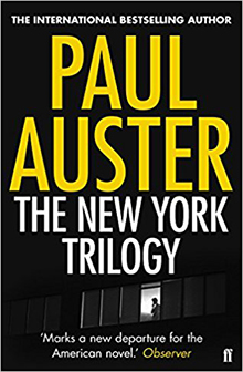 New York Trilogy by Paul Auster