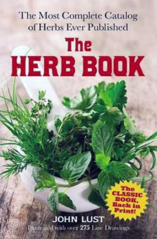The Herb Book by John Lust