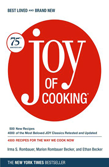 The Joy of Cooking by Erma Rombauer