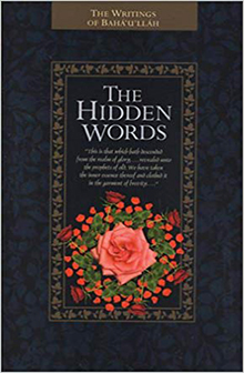 The Hidden Words by Baha u llah
