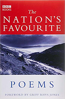The Nations Favourite Poems BBC with foreword by Griff Rhys Jones
