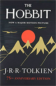 JRR Tolkien The Hobbit